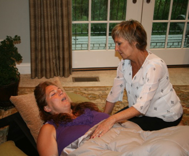 A Transformational Breath® session