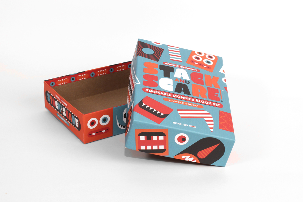 GAME & TOY PACKAGING