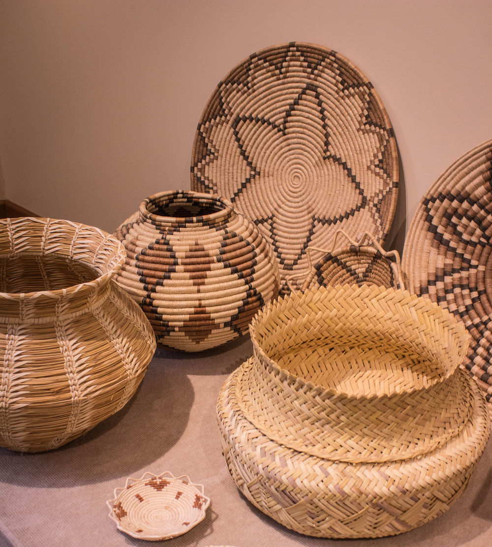 Tohono O'odham Baskets in our gallery.