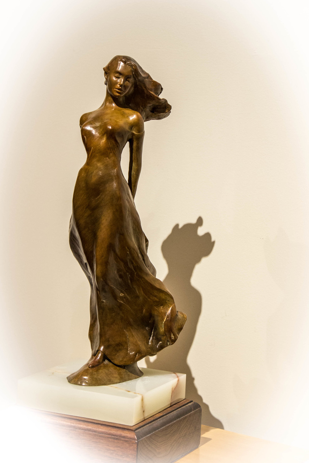Howard Rogers, bronze