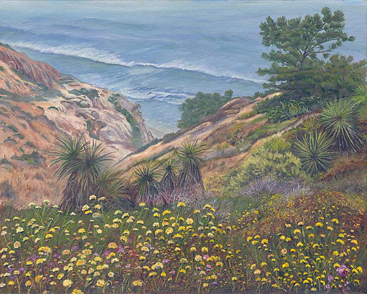 Vande Berg 3, Guy Fleming Trail,  Oil 18 X 24.jpg