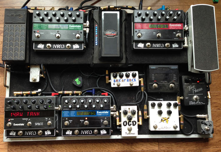 toms-pedal-board