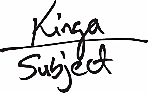 Kinga Subject Art & Design