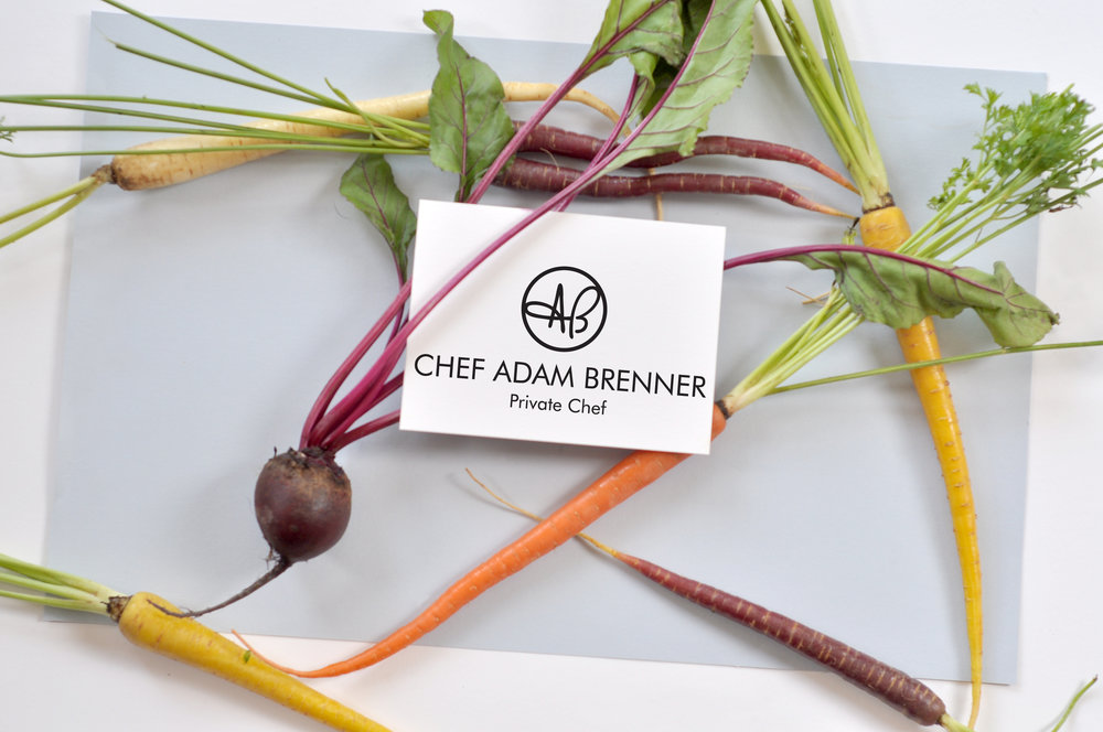 Chef Adam Brenner