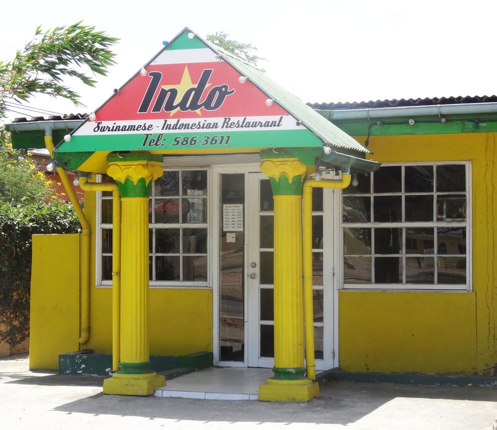 Indo restaurant