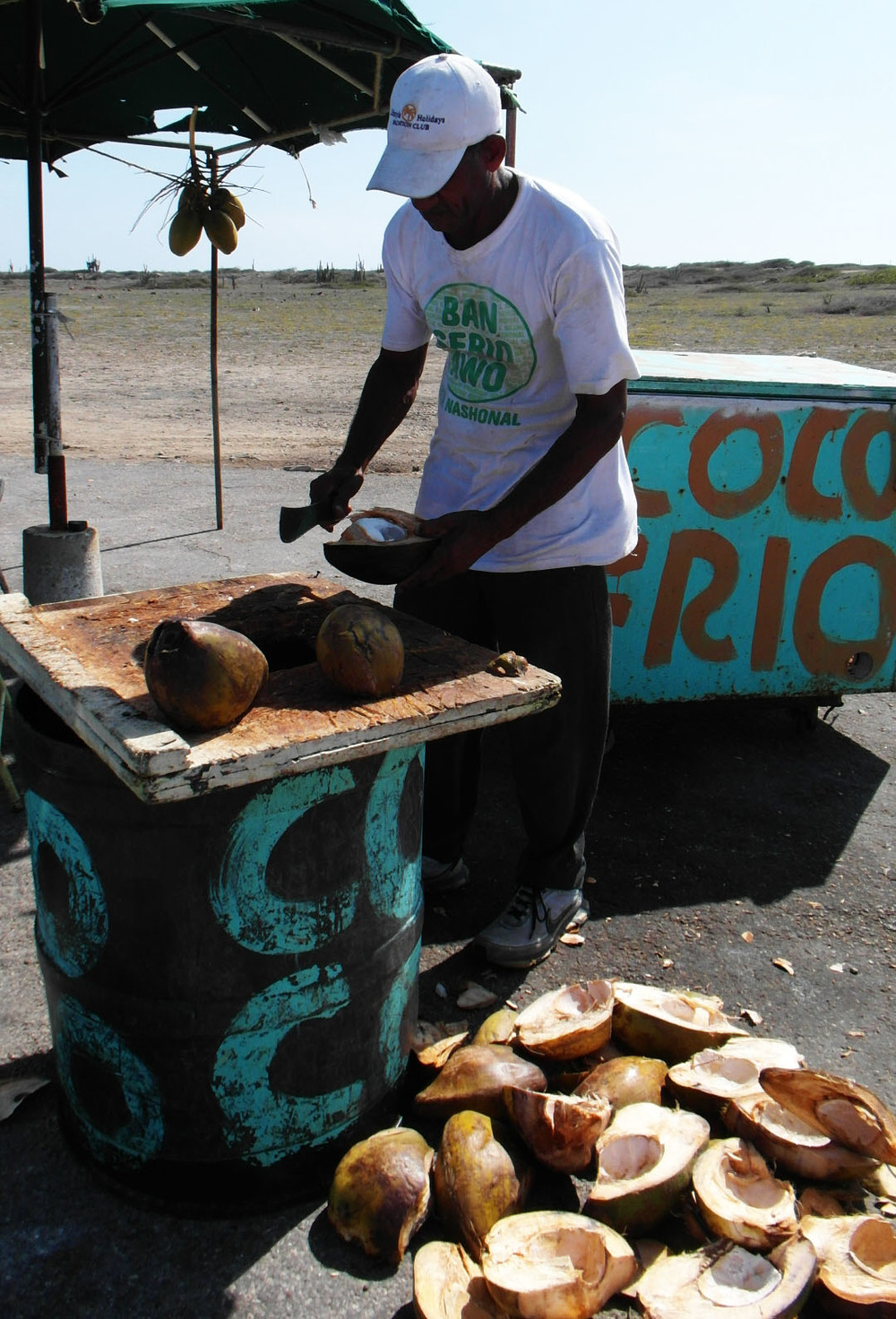 Kokos water