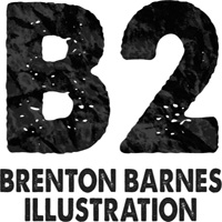 Brenton Barnes Illustration