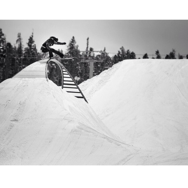 Local @melissariitano getting steezy on #gopro rainbow feature! #communitycup2014 #keystonea51