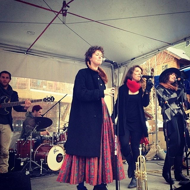Who got a chance to experience @paperbirdband or @jeffbrinkman this weekend at #communitycup2014!!! They rocked the #zerowaste #communityvillage!!! #music #soundtrackofourlives