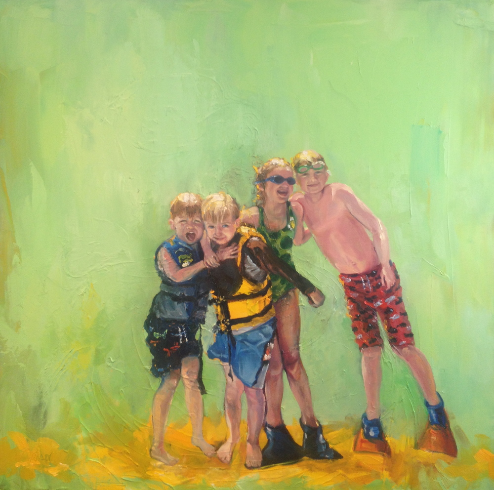 Jamie Peterson Art Pool Kids.jpg