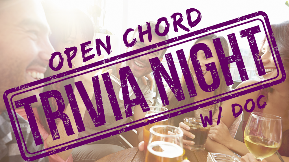 Live Music Open Chord Music