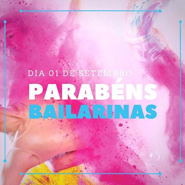 Hoje é o Dia da Bailarina e também tem O Aluno Faz o Show!!!! #diadabailarina #BailarinaBRA #balletrosanaabubakir #mesdasolidariedadeBRA #rosanaabubakir #alunofazoshow #bemassimBRA