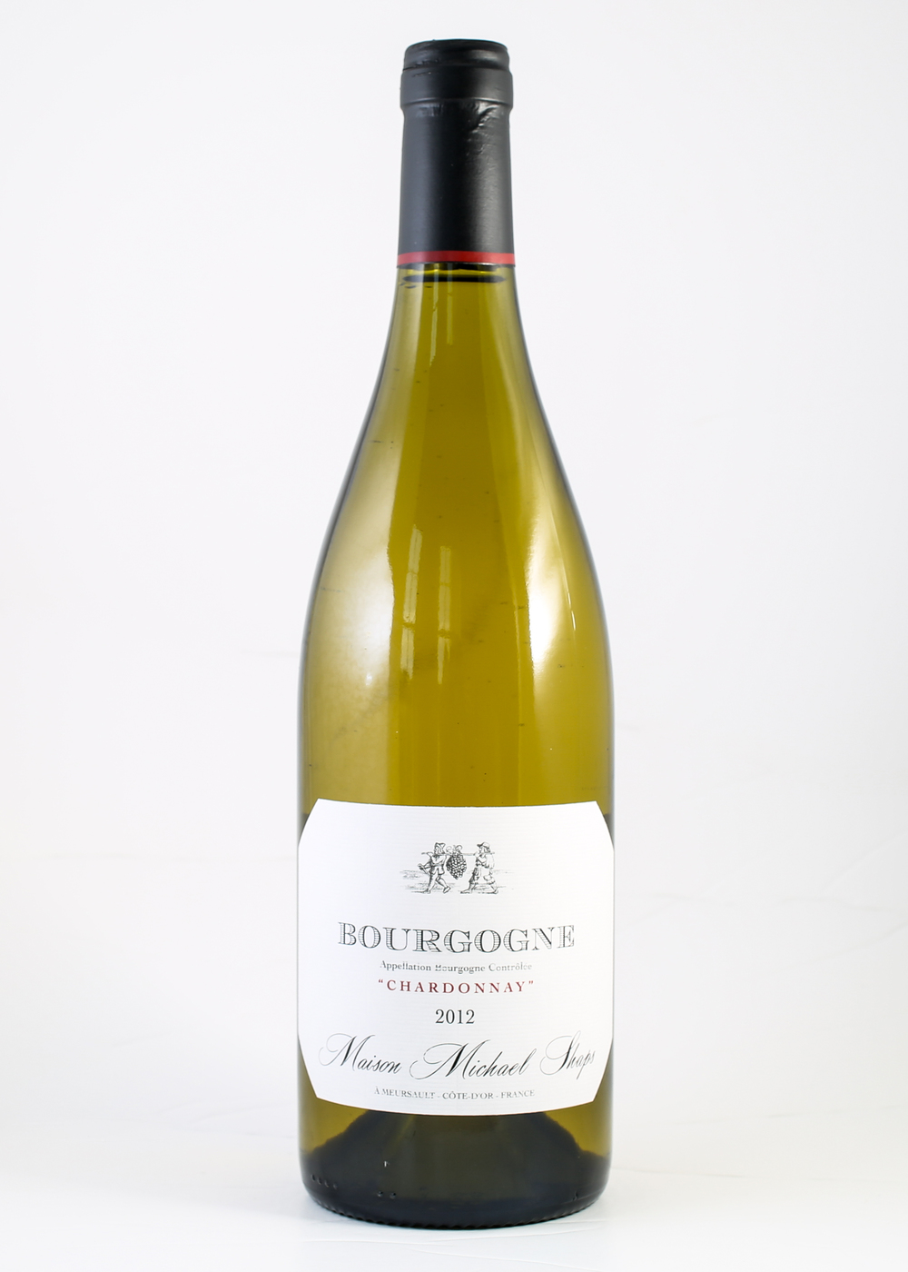 Maison Shaps 2014 Bourgogne Chardonnay  $24 Grown in the Cote Chalonnaise. The vineyard site produces a more fruit-forward style with lively citrus and pear notes. The wine is made in neutral oak and aged for six months prior to bottling.
