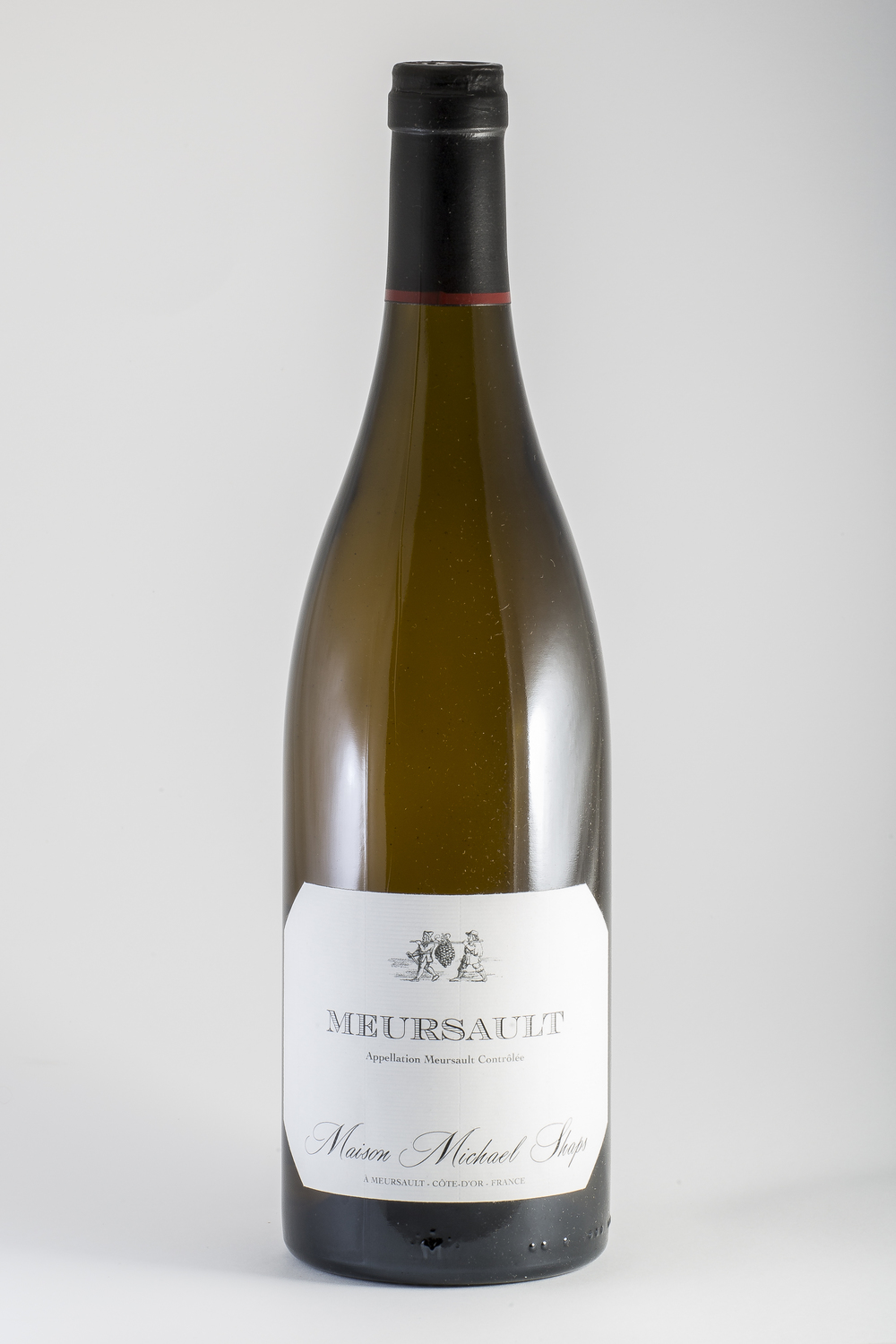 Maison Shaps 2014 Meursault $48 Grown at two different sites in the village, the wine is barrel fermented in 25% of new oak. The two different sites bring different textures to the finished wine, with classic minerality, with unctuous almond and apple notes. A slight touch of oak enhances the wine and adds to aging potential.