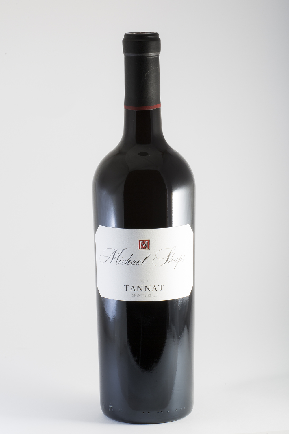Michael Shaps Tannat 2013  $40 Our 2013 Tannat won a Gold medal at the 2016 Governor's Cup wine competition. This grape varietal is up and coming in Virginia as it is well-suited to this climate and soil.  Tannat is the traditional grape of the Madiran region of France, where it is known to have heavy tannins and dark color.