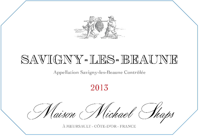 Maison Shaps 2013 Savigny-les-Beaune $36 This classic Burgundy Pinot Noir comes from an appellation well known for producing wines resulting in notes of dark cherries, red currants and a soft tannic structure. Fermented and aged in 100% French oak, 1/3 new, from which it gets subtle notes of spice. Age for 7 - 10 years.