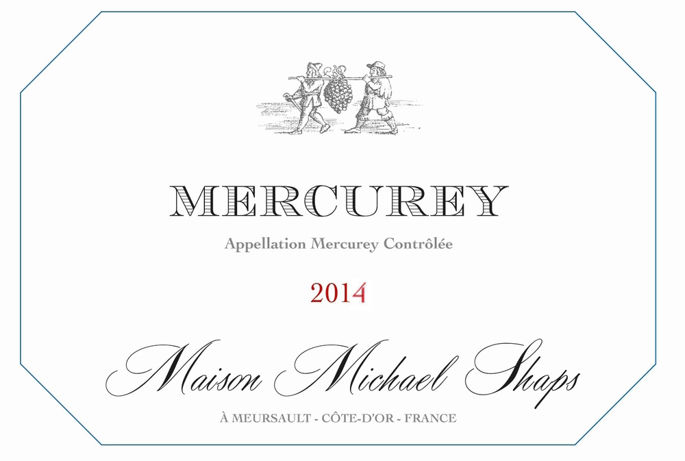 Maison Shaps 2014 Mercurey Blanc $30 Highly sought after for its beautiful blend of minerality and fruit, the wines from this appellation offer a great value. Fermented in a small percentage of one year old barrels, the finesse and complexity of Mercurey produces a style that is pleasing with a mix of classic Burgundian character and bright fruit that can be enjoyed in it's youth.