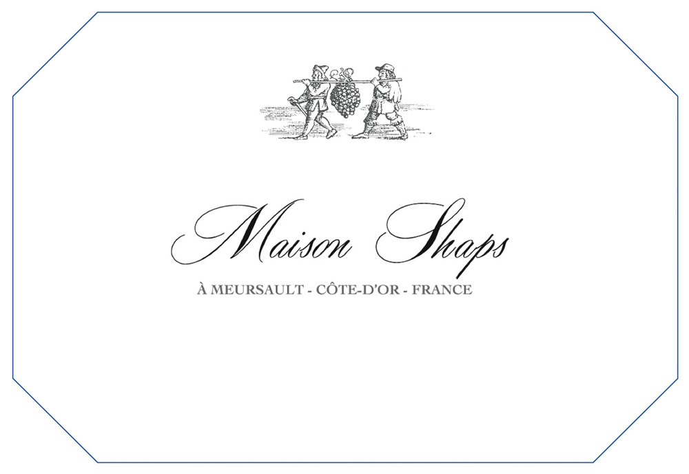 Maison Shaps 2014 Mercurey Rouge $32 The Pinot Noir site in this appellation is known for its concentration and roundness.  We try to bring out the darker red fruit notes and to enhance them with subtle tannins and slight oak nuances.  The traditional fermentation and aging allow the natural nuances to shine through and produce a great value in Pinot Noir.