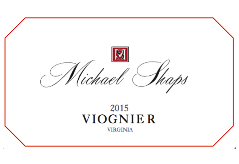 Michael Shaps 2015 Viognier $28 These grapes were grown at Honah Lee and Adventure Farm Vineyards under Michael's supervision. 100% stainless steel, native yeast fermentation. The grapes were crushed, as we do in red winemaking, and left to soak on the skins for 12 hours to capture the essence of the grape. The result is richly textured, aromatic, and layered with the flavors of citrus, stone, and tropical fruits.