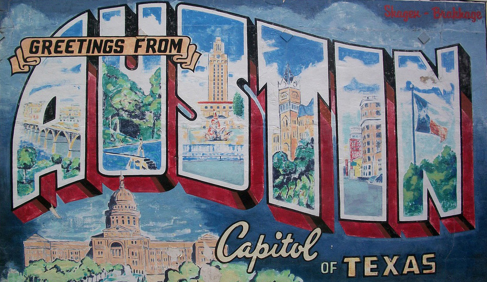 Austin, home of Visio's corporate office ranks #2 in real estate investment.