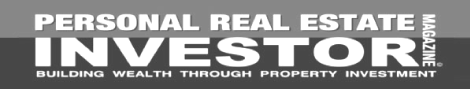 Personal Real Estate Investor Article