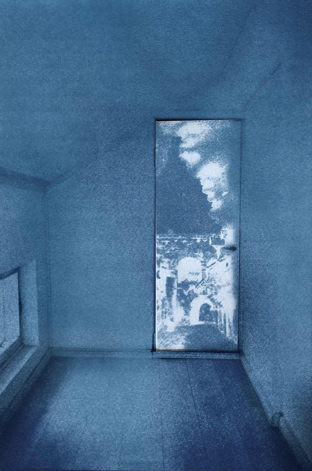 Trace (14), 2017,  Pigment print, Framed, 40x59cm