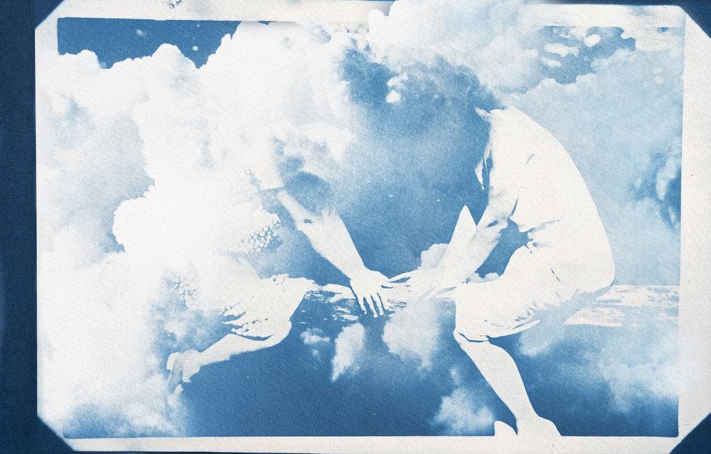 Trace (32), 2019  Pigment print, Framed, 116x75cm