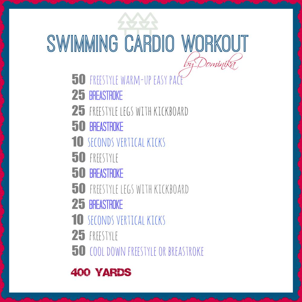 Swim Cardio