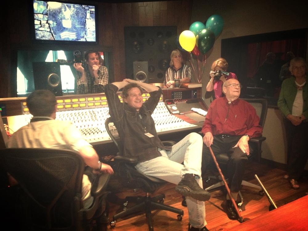 Parties at Blue Rock Artist Ranch & Studio.