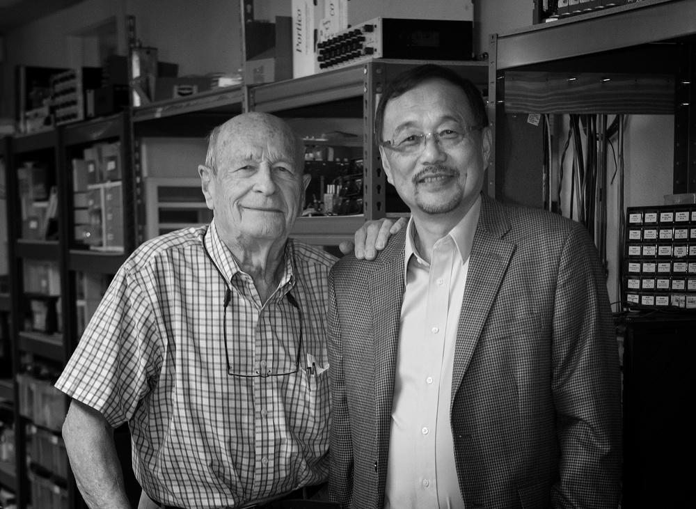 Rupert Neve and Siwei Zou, 2015.