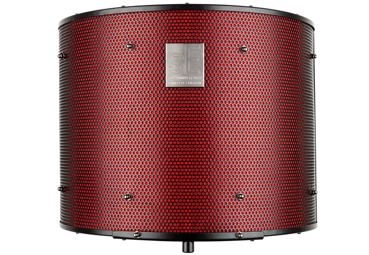 sE Electronics анонсировала выпуск юбилейной модели акустического экрана 10th Anniversary Edition