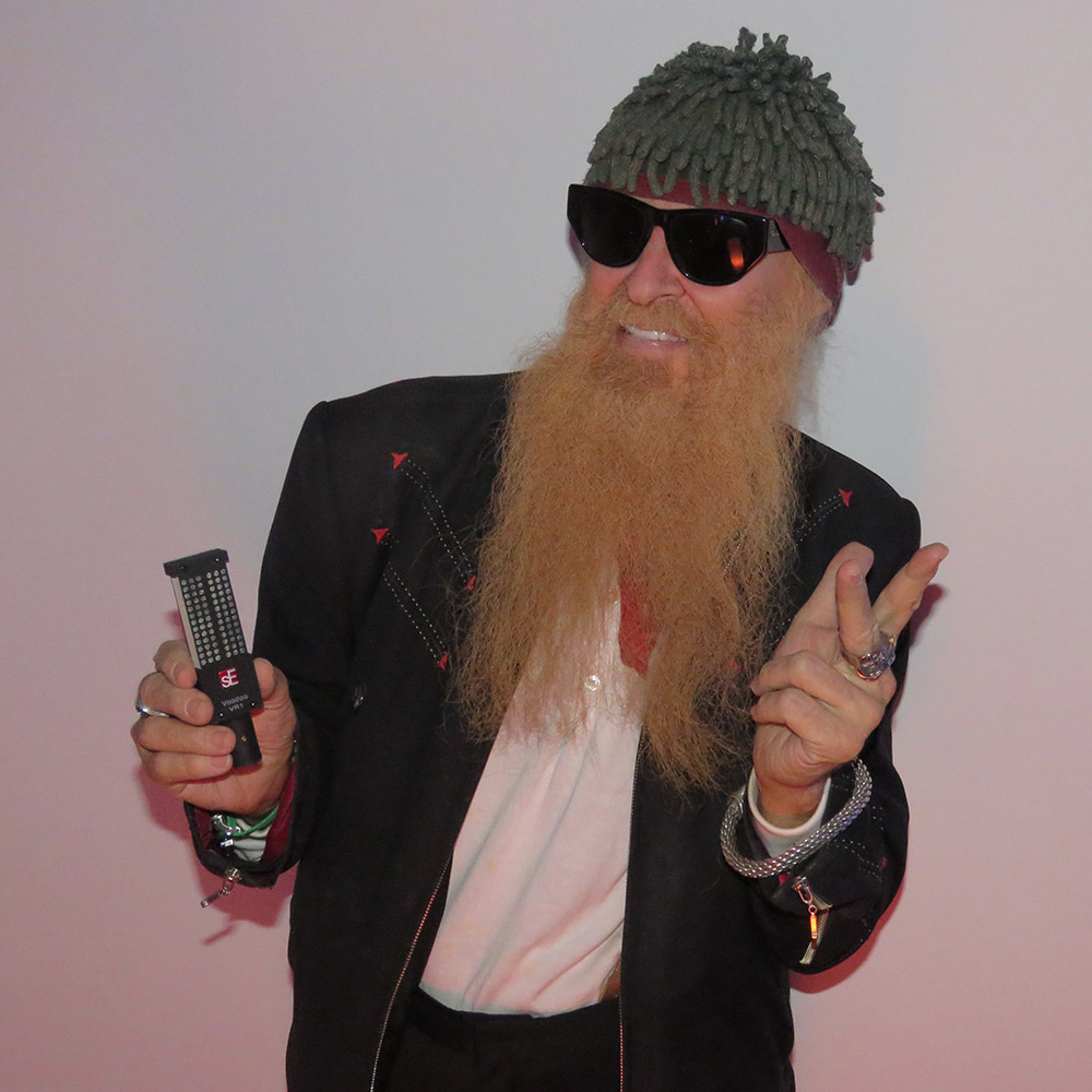<p><a href=/artists/billy-gibbons>Billy Gibbons</a>ZZ Top, The BFGs</p>