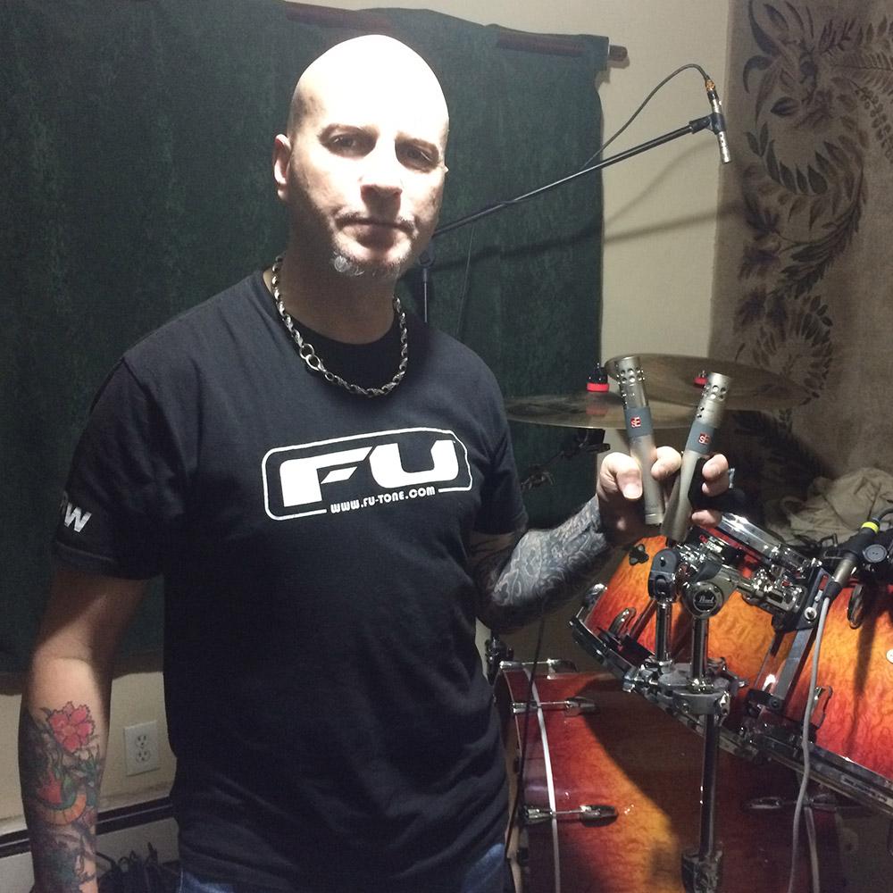 <p><a href=/artists/michael-thompson>Michael Thompson</a>Down, Phil Anselmo, Anthrax</p>