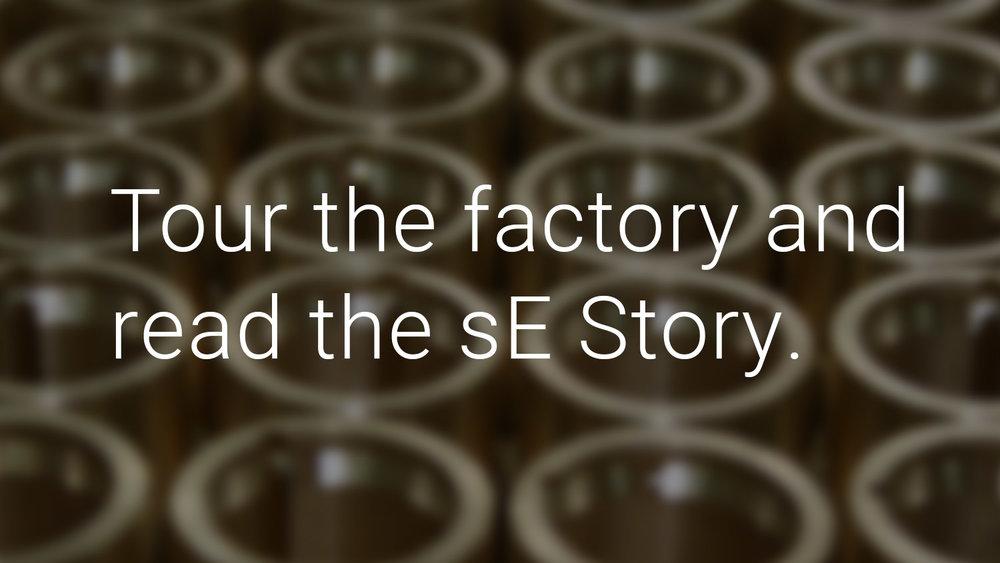 The sE Story