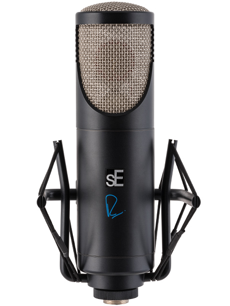 A multi-pattern tube mic designed with Mr. Rupert Neve himself.