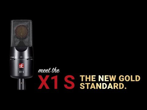 Se Electronics The X1 S Microphone Locations And More From Page 27 In Manual Video
