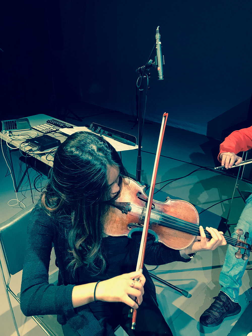 sE8 - Violin