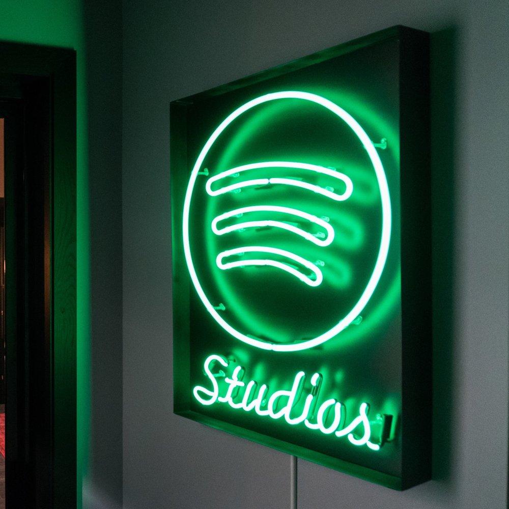 <p><a href=/artists/spotify-studios>Spotify Studios</a>New York City</p>