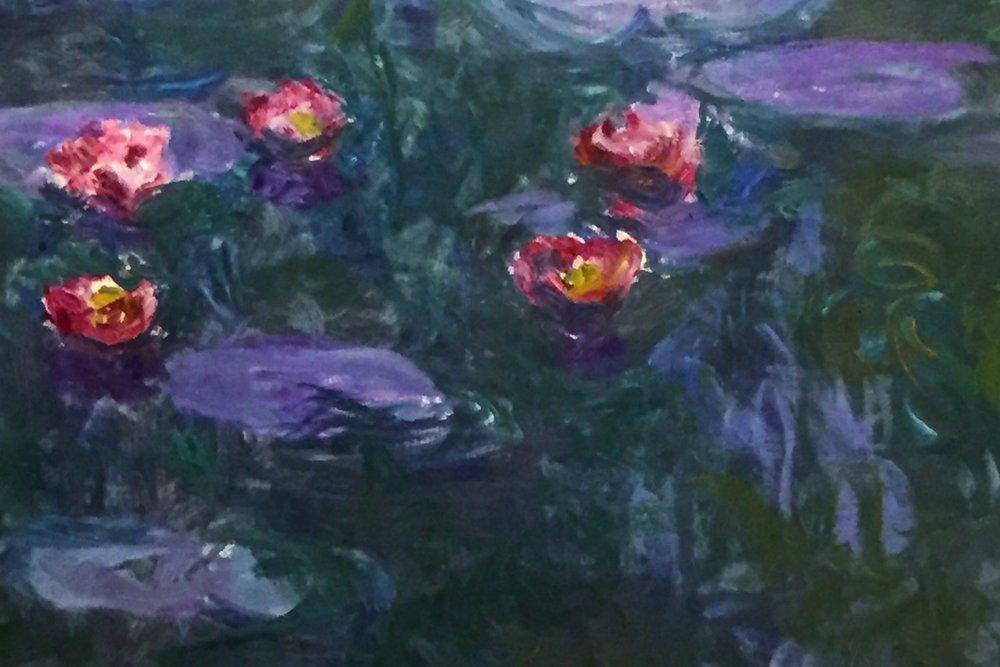 Claude Monet, Nymphéas , 1916–19