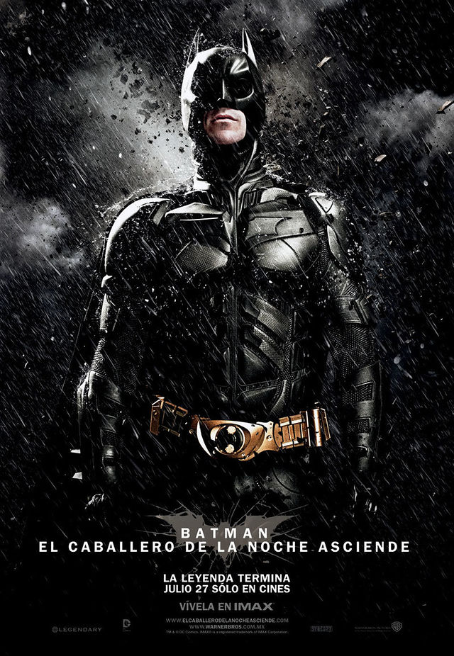 Batman in Spanish