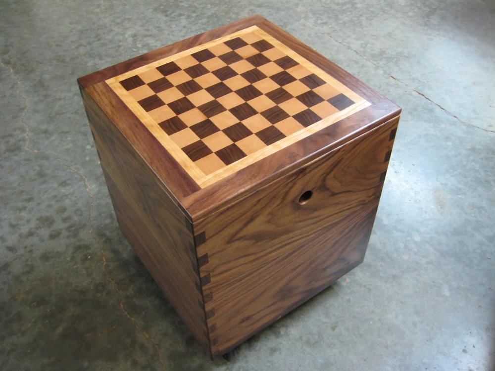 Toy Box - Checkerboard