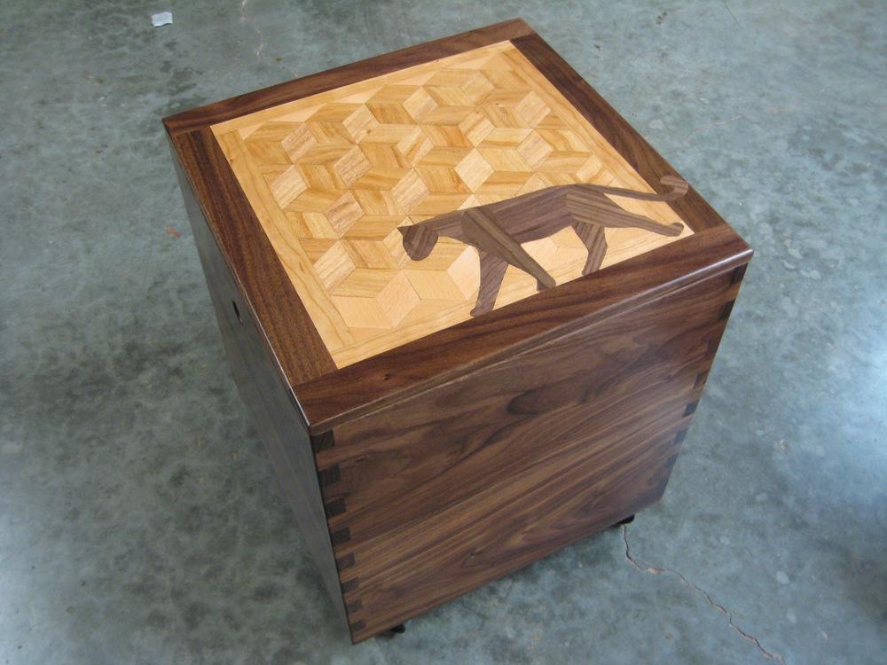 Toy Box - Lion