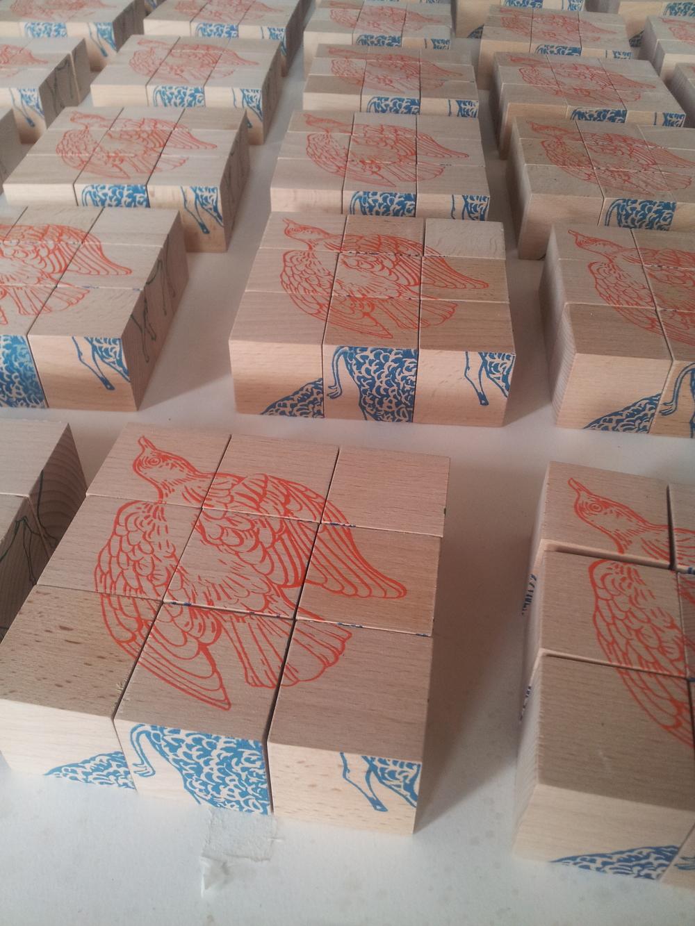 Shortwave Toys  Poldhu Blocks