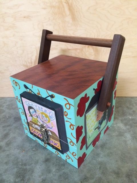 45 Record Box