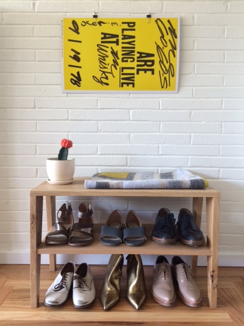 Shoe Bench