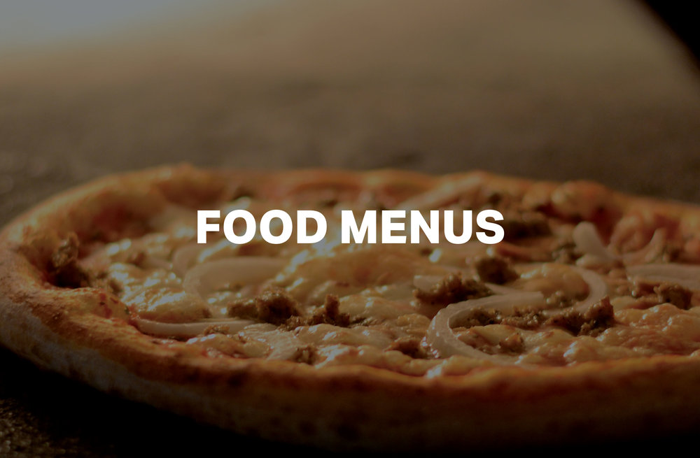 NEOPOLITIAN PIZZA MENUS