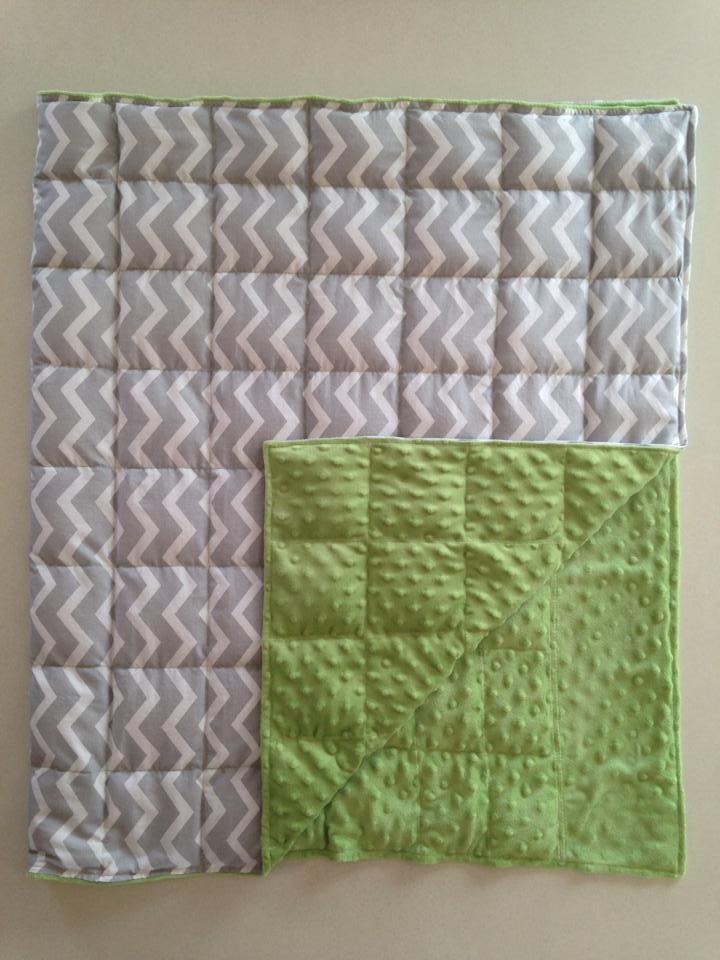 Gray chevron with green.jpg