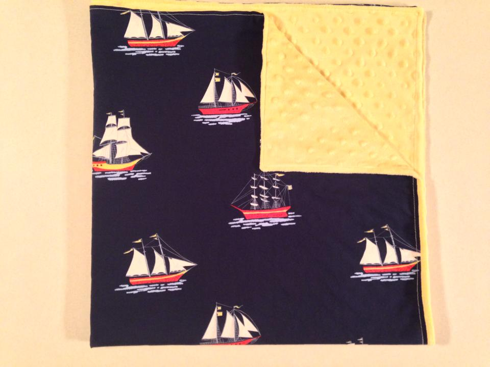 Navy blue sailboats with yellow.jpg