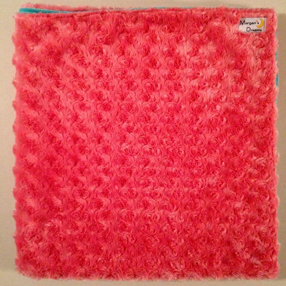 Coral rosette minky.JPG