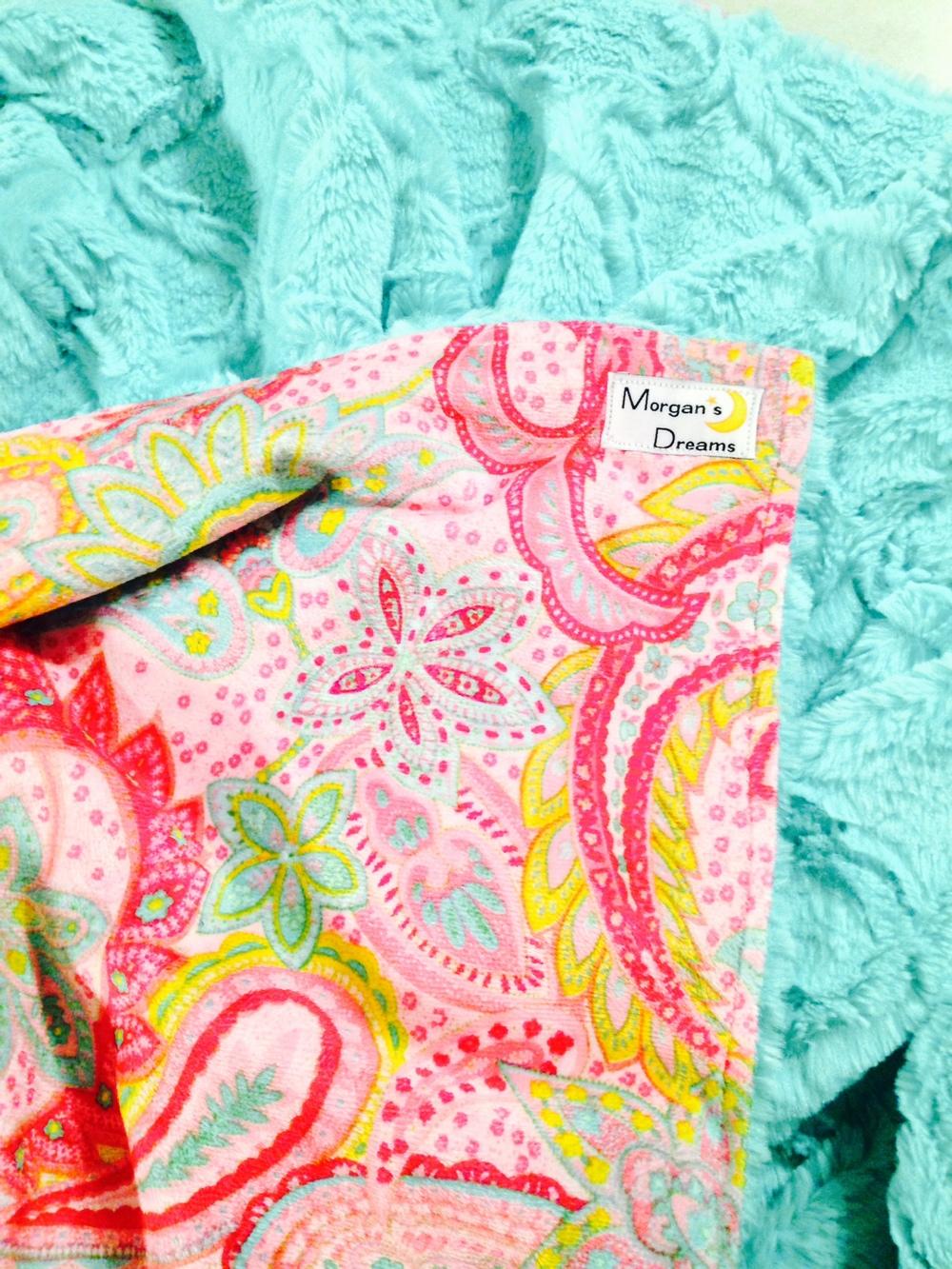 Pink Paisley sneak.JPG